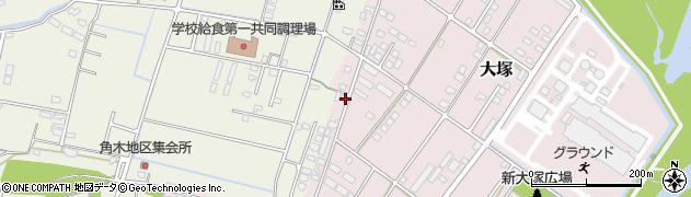 大分県中津市大塚886周辺の地図