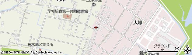 大分県中津市大塚882周辺の地図