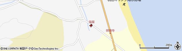 大分県国東市国東町東堅来121周辺の地図