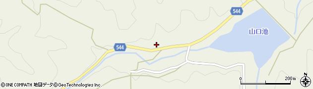 大分県国東市国東町岩戸寺342周辺の地図