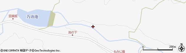 大分県国東市国東町大恩寺山下周辺の地図