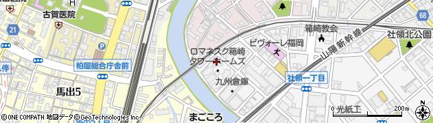 運転代行トゥクトゥク(TUKTUK)周辺の地図