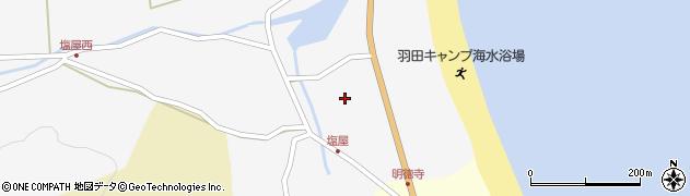 大分県国東市国東町東堅来47周辺の地図