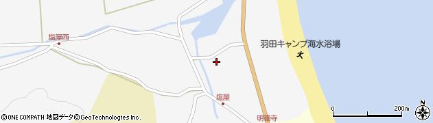 大分県国東市国東町東堅来62周辺の地図