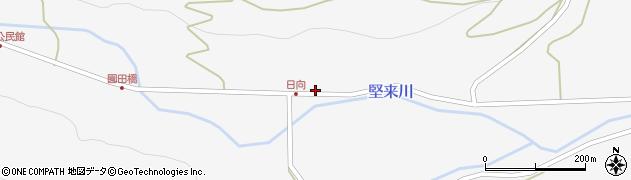 大分県国東市国東町東堅来693周辺の地図