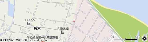 大分県中津市大塚865周辺の地図