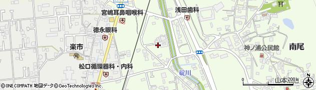 世界心道教筑豊支部周辺の地図