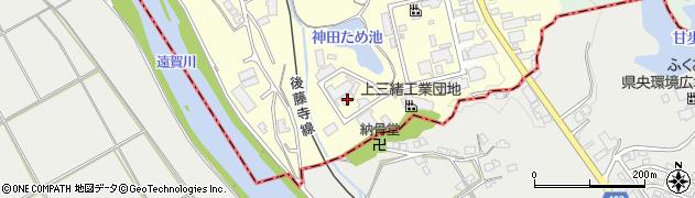 ハウスキープ周辺の地図