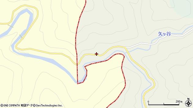 〒649-2604 和歌山県西牟婁郡すさみ町矢野口の地図