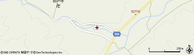 大分県国東市国東町岩戸寺757周辺の地図