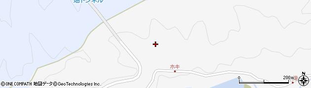 大分県国東市国東町東堅来奥畑周辺の地図