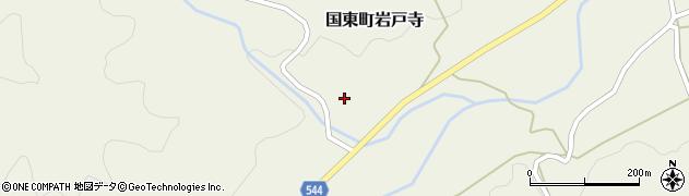 大分県国東市国東町岩戸寺1709周辺の地図