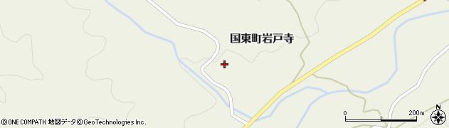 大分県国東市国東町岩戸寺1692周辺の地図