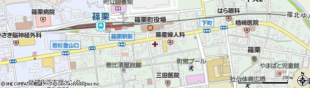 社団法人福岡県精神障害者福祉会連合会周辺の地図