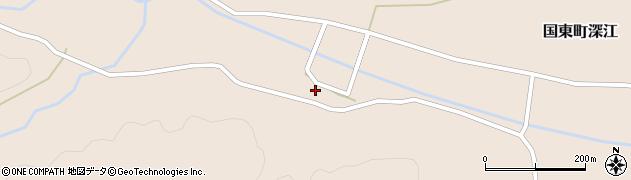大分県国東市国東町深江315周辺の地図