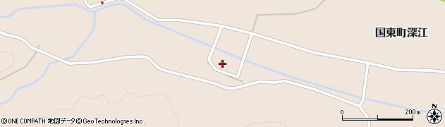 大分県国東市国東町深江354周辺の地図