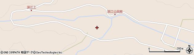 大分県国東市国東町深江818周辺の地図