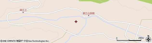大分県国東市国東町深江820周辺の地図