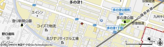 なの花タクシー周辺の地図