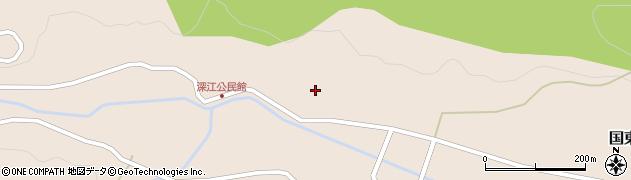 大分県国東市国東町深江1302周辺の地図