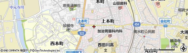 野村幸生税理士事務所周辺の地図