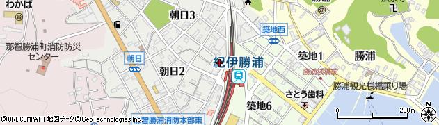 イズ周辺の地図