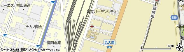 のむら貝塚ガーデンシティ貮番館管理室周辺の地図