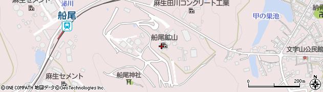 谷口商事株式会社 砕石販売所周辺の地図
