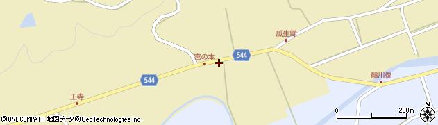 大分県国東市国東町来浦2687周辺の地図