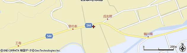 大分県国東市国東町来浦2683周辺の地図