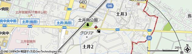 馬場デンタル周辺の地図