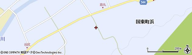 大分県国東市国東町浜4148周辺の地図
