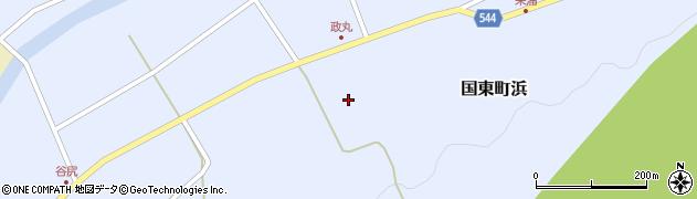 大分県国東市国東町浜4127周辺の地図