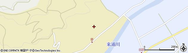 大分県国東市国東町来浦3589周辺の地図