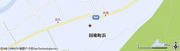 大分県国東市国東町浜3979周辺の地図