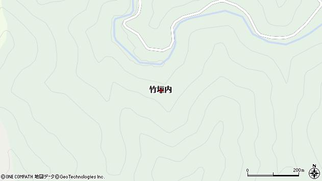 〒646-0304 和歌山県西牟婁郡白浜町竹垣内の地図