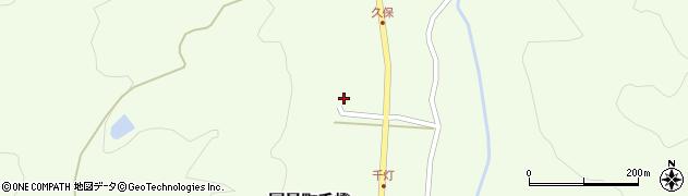 大分県国東市国見町千燈551周辺の地図