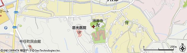導善寺周辺の地図