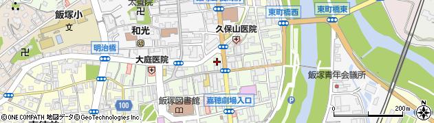 株式会社インテリアクラヤ周辺の地図