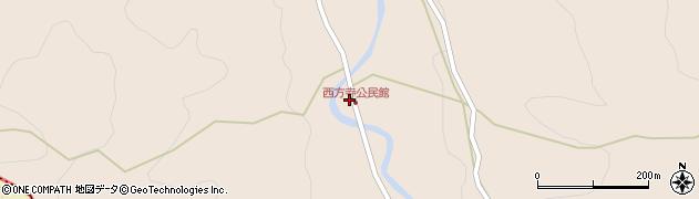大分県国東市国見町西方寺581-1周辺の地図