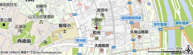 太養院周辺の地図
