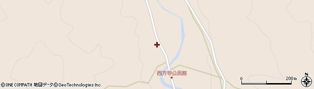 大分県国東市国見町西方寺1817周辺の地図