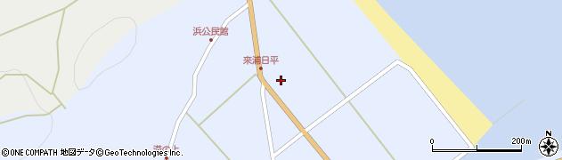 大分県国東市国東町浜5141周辺の地図