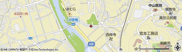 中村ガラス周辺の地図