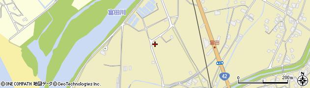 和歌山県白浜町(西牟婁郡)富田周辺の地図