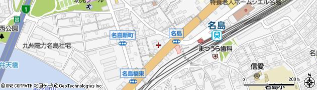 井口食品株式会社 本社工場周辺の地図