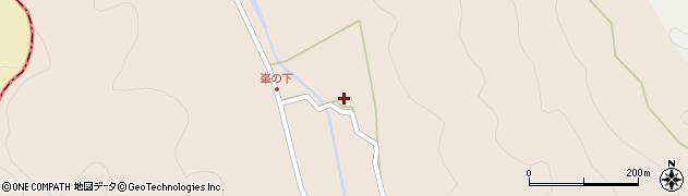 大分県国東市国見町西方寺272周辺の地図