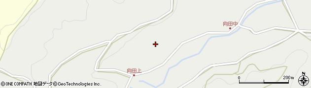 大分県国東市国見町向田673周辺の地図