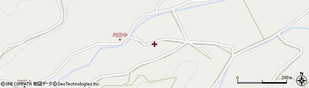 大分県国東市国見町向田1392周辺の地図