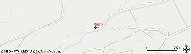 大分県国東市国見町向田386周辺の地図